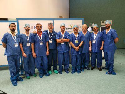 Curso Formación Cirugía endoscopica columna vertebral