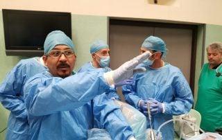Practica endoscopia transforaminal
