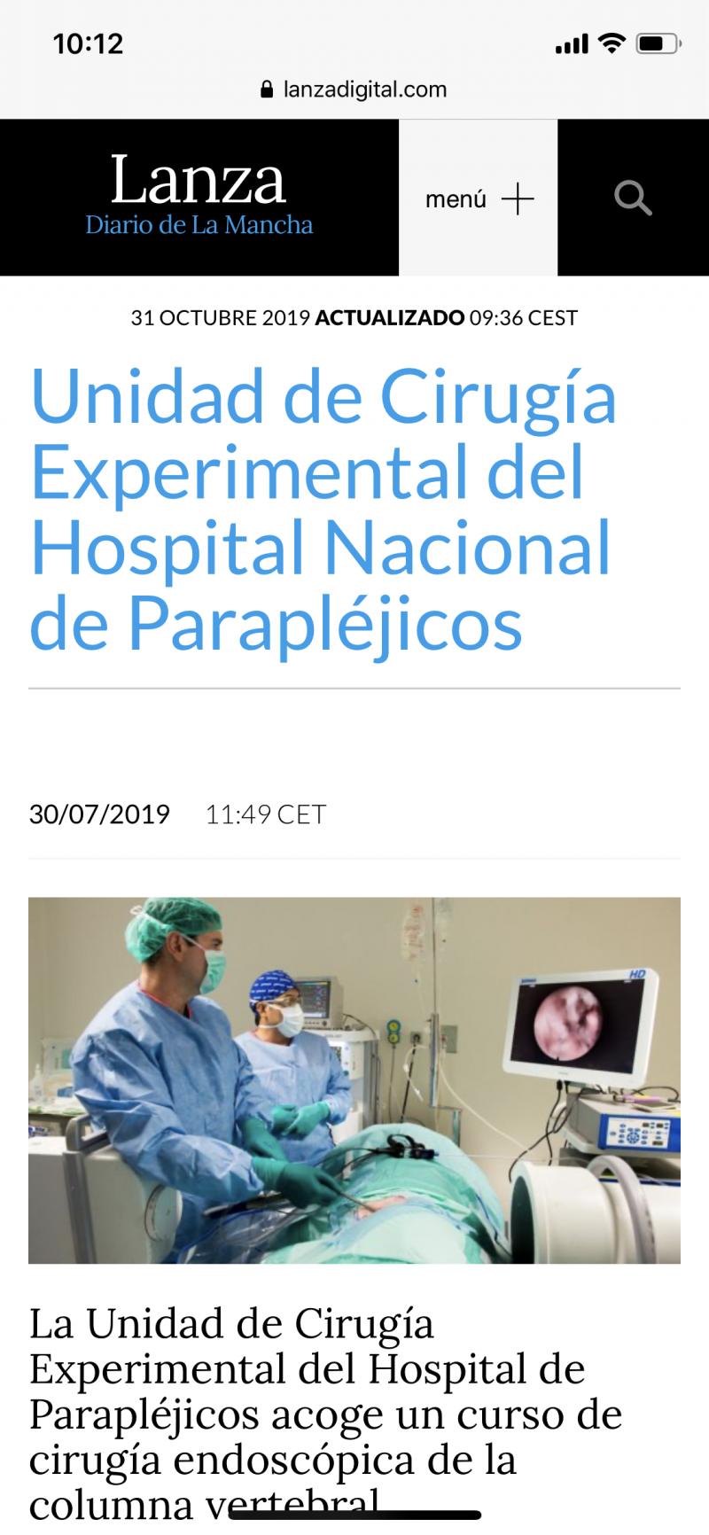 diario lanza digital Ciudad real