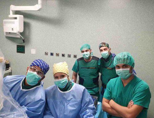 PRIMERA CIRUGÍA DE RAQUIS SIN ANESTESIA GENERAL EN MADRID HOSPITAL UNIVERSITARIO HM PUERTA DEL SUR