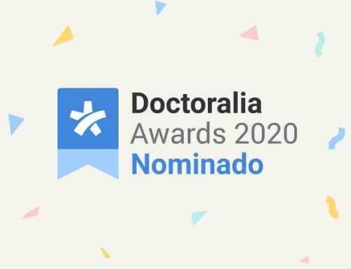 DOCTORALIA AWARDS 2020 Nominado en Traumatología